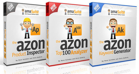AmaSuite 3.0 - Great Amazon Research Software - Sticky Review | AmaSuite 3.0 Software | Scoop.it