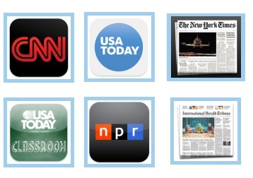 News Sources for the iPad | iPad:  mobile Living, Learning, Lurking, Working, Writing, Reading ... | Scoop.it
