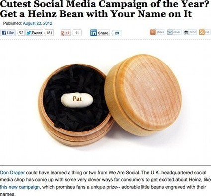 10 Most Inspiring Social Media Campaigns | Social Media Today | Irie Web - Social, SEO, Content | Scoop.it