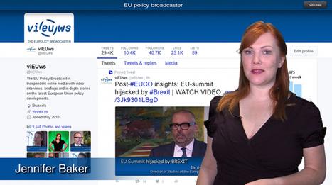 EU Tweets of the Week: Brexit turmoil | European Union | Scoop.it