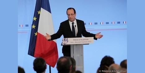 Hollande annonce une réforme des aides à la presse | CB News | Actualités média | Scoop.it