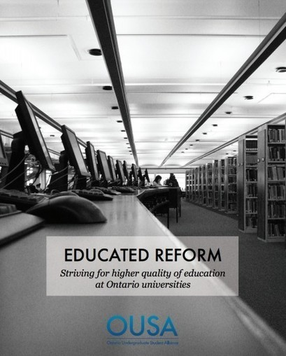 Ontario students respond to Minister's discussion paper | eLearning and research | Scoop.it