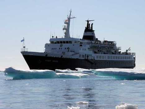 Go Inside This Polar Ship Before It Was Lost At Sea [PHOTOS]   DiverSync   Scoop.it