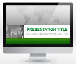 Corporate Business PowerPoint Template (16:9) | Pure Leverage Systems | Scoop.it