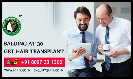 HHY Hair Transplant Clinic In Mumbai Provide Affordable Hair Transplant Service with Emi Option. | Transform Your Personality from Confused to Confident With Hair Transplant | Scoop.it