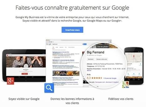 Google My Business : présentation complète en français | Adopter Google+ | Scoop.it