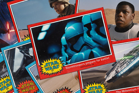 #VIRAL ''Star Wars: The Force Awakens' Character Names Revealed' | News You Can Use - NO PINKSLIME | Scoop.it