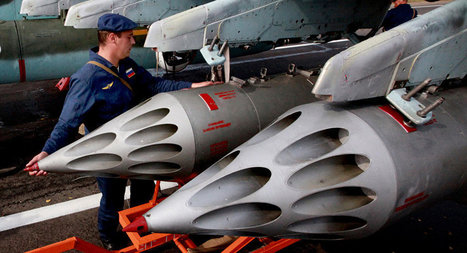 GOOD NEWS »» Russian Air Force to Strike All Terrorist Organizations in Syria | Saif al Islam | Scoop.it
