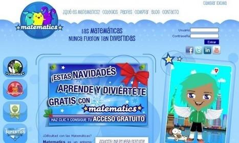 Acceso gratuito a entorno educativo digital para aprender Matemáticas   NTICs en Educación   Scoop.it