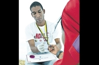 New targets for expanding treatment of HIV/AIDS - Jamaica Observer | Harrison's Year 9 Journal | Scoop.it