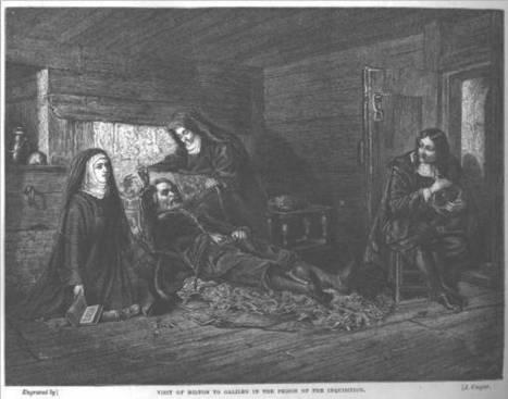 Popinga: Milton e Galileo | Extrafalarias | Scoop.it