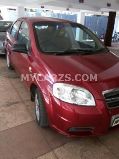 CHEVROLET AVEO | Buy or sell used cars in online | Scoop.it