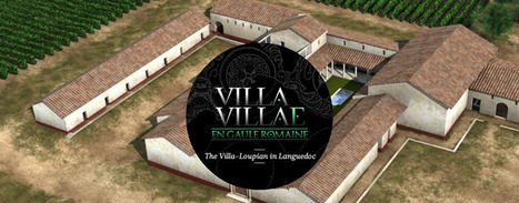 The Villa Loupian: a Gallo-Roman estate in Languedoc | Archaeology News from Past Horizons | Ancient History- New Horizons | Scoop.it