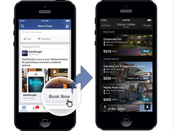 Facebook moves into mobile retargeting to capture brands' holiday spend | E-retailing 2.0 | Scoop.it