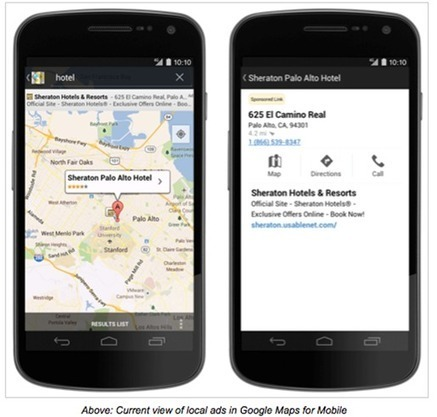 Google Gets Local in Google Maps for Mobile | Hyperlocal and Local Media | Scoop.it