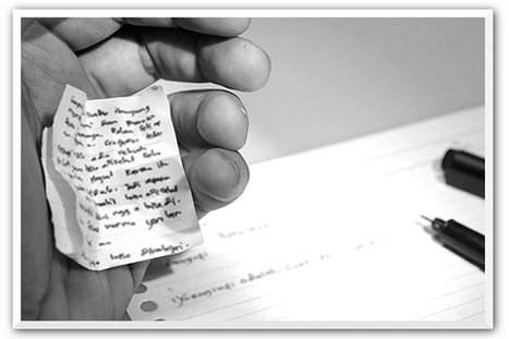 A writer's cheat sheet: 10 useful reminders   Articles   Home   B2B Marketing and PR   Scoop.it