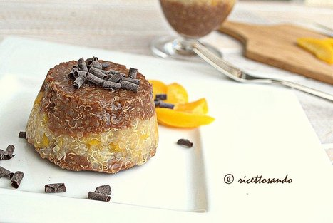 Ricettosando - ricette di cucina e chiacchiere: Budino senza latte alla quinoa | Ricettosando | Scoop.it