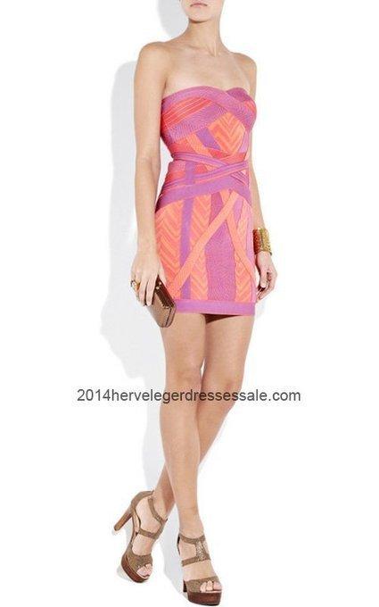 2014 Herve leger Color-blocked Strapless Bandage Dresses Sale [Color-blocked HL Strapless Dresses] - $162.00 : 2014 Herve Leger   Cheap Herve Leger   BCBG & Herve Leger   Scoop.it