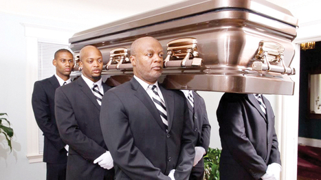 Coming to a funeral home near you: Dancing pallbearers - The Miami Times | Funeral News | Scoop.it