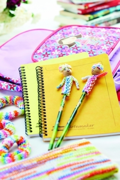 Back to School Essentials - Free Knitting Patterns - Accessories - Let's Knit Magazine | back to school | Scoop.it