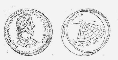 Hortus Hesperidum / Ὁ κῆπος Ἑσπερίδων: El reloj del emperador Cómodo | Mundo Clásico | Scoop.it