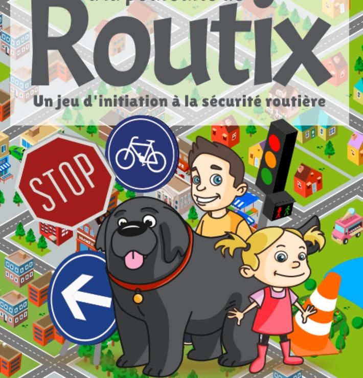 A la poursuite de Routix : un jeu d'initiation à la sécurité routière - francetv éducation   TIC et TICE mais... en français   Scoop.it