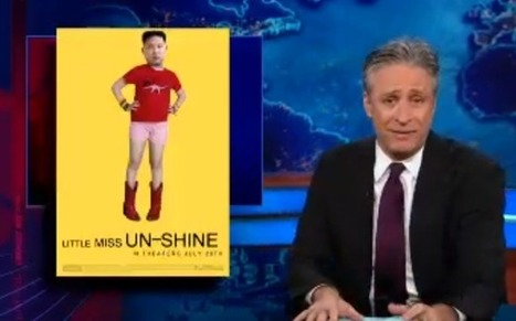 Jon Stewart Wonders if Kim Jong-Un Is a Frustrated Indie Film Director | English 9 Humour | Scoop.it