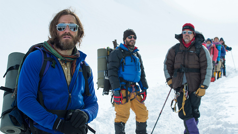 How 'Everest' and 'The Walk' Early Imax Runs Could Shake Up the Movie Business | The Future of Audiovisual Storytelling | Scoop.it
