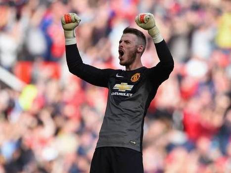 David de Gea to Real Madrid: Manchester United want goalkeeper to sign long ... - The Independent | free-soccer tournaments playing around the globe | Scoop.it
