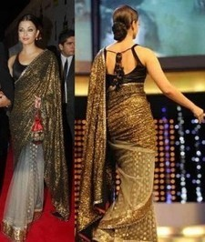 Aishwarya Filmfare Saree   Fashion   Scoop.it