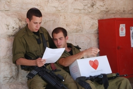 Stand with Israel: Support. Act. Learn.   Jewish Education Around the World   Scoop.it