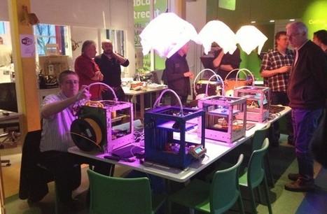Ultimaker Evening met Ground3d   Desktop 3D Print   Scoop.it