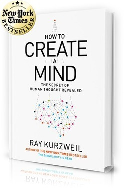 How to Create a Mind - About the Book | My Mac talks back | Scoop.it
