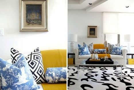 How to Design with Mystical, In-Between Colors   Designing Interiors   Scoop.it