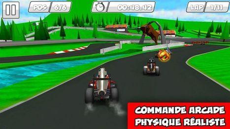 MiniDrivers, un excellent Mario Kart-Like | L'e-Space Multimédia | Scoop.it