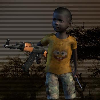 Amnesty International lance un jeu vidéo où vous incarnez un enfant-soldat ! | Marketing et communication au service du non marchand | Scoop.it