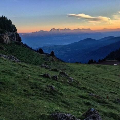 L'appel de la montagne: Le Grand Van et les Lacs Roberts | Trail etc... | Scoop.it