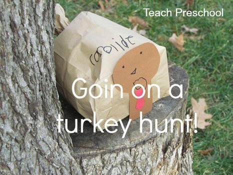 Goin on a turkey hunt | Digital story | Scoop.it