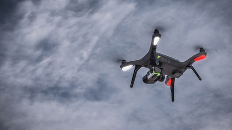 The 3DR Solo Is One Scary-Smart Drone | WIRED | Connected objects and Geek stuff | Scoop.it