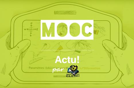 Inscrivez-vous au MOOC sur l'éducation aux médias | Innovation et éducation aux médias numériques | Scoop.it