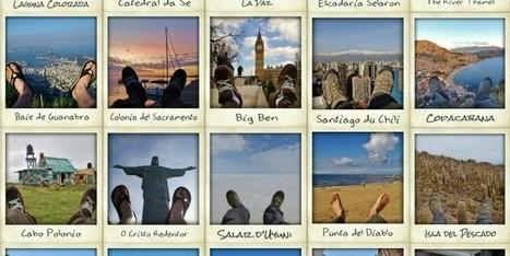 Le tour du monde de mes pieds ! Blog voyage, videos et puis aussi des pieds.   Le tour du monde de mes pieds   Scoop.it