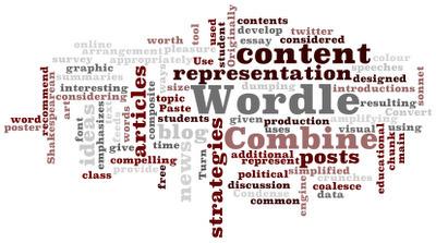 Herramientas y recursos   WORDLE -  Top 20 Uses | Maestr@s y redes de aprendizajes | Scoop.it