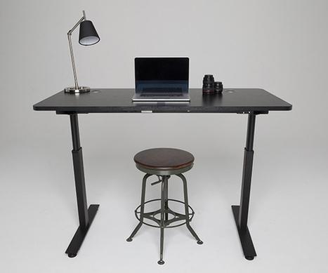 12 modèles de bureaux pour travailler debout - Mode(s) d'emploi | Politiques RH Handicap Diversité Senior | Scoop.it