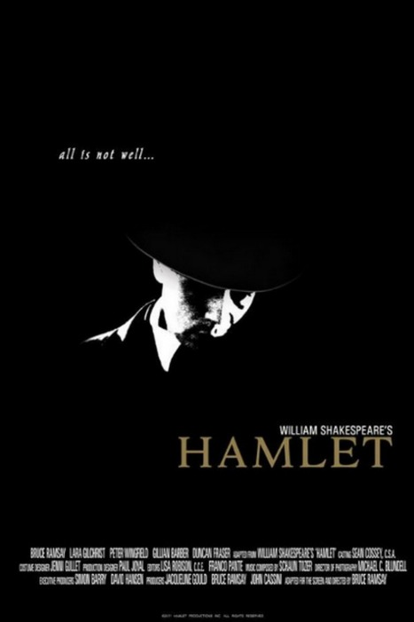 Hamlet: Film Review - Hollywood Reporter | CRITICAL APPROACHES TO SHAKESPEARE | Scoop.it