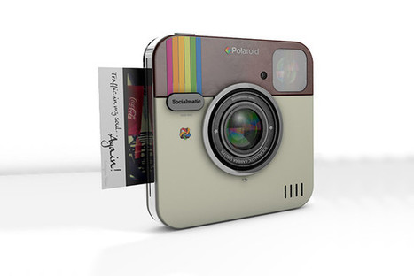 Socialmatic Instagram camera concept to become real thanks to ... | Instagram 101 | Scoop.it