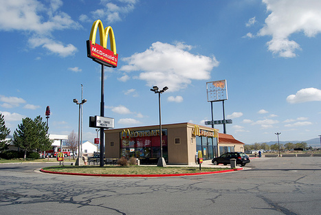 McChange doesn't come easy | Food issues | Scoop.it