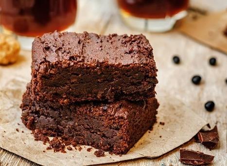 Easy 3 Ingredient Nutella Brownies Recipe is Amazing | ♨ Family & Food ♨ | Scoop.it