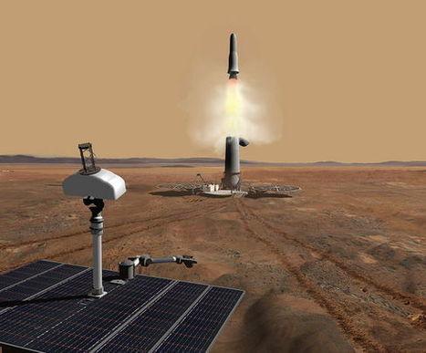 NASA Funds 6 Futuristic Space Exploration Tech Ideas   Astronomy   Scoop.it