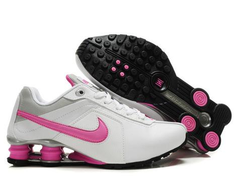 PAS CHER Nike Shox R4 Femme Chaussures En ligne | shox chaussures | Scoop.it