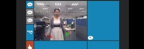 Deaf News: Microsoft Kinect used to live-translate sign language into text   Hearing News   Scoop.it